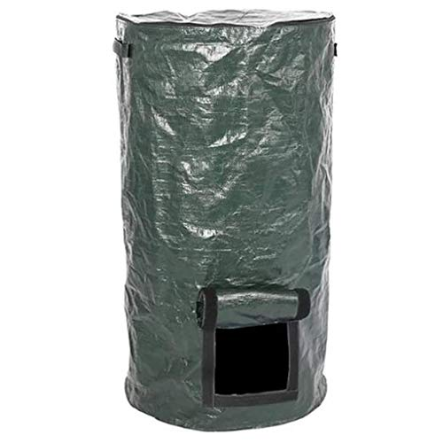 Save %29 Now! JYS Apparel Garden Organic Waste Kitchen Garden Yard Compost Bag Environmental PE Clot...