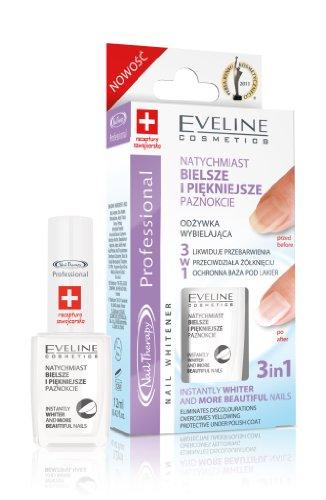 Eveline Cosmetics Uñas Spa Terapia Tratamiento polaco para débil uñas y cutículas (12ml)