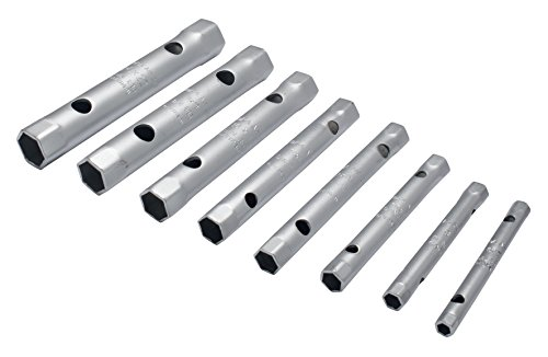 Elora 210S 10M Sechskant-Rohrsteckschlüssel-Satz, 10-teilig 6-27 mm