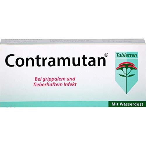 Contramutan Tabletten bei grippalem und fieberhaftem Infekt, 100 St. Tabletten