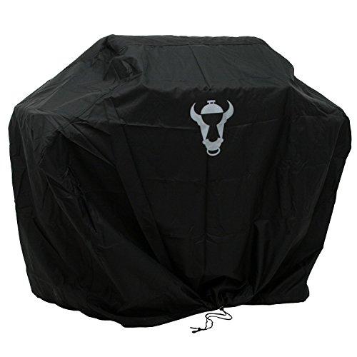 BBQ-Toro Premium Abdeckhaube, Abdeckung in verschiedenen Größen, Schutzhülle für Gasgrill, Holzkohlegrill und mehr ((B) 170 x (H) 130 x (T) 60 cm)