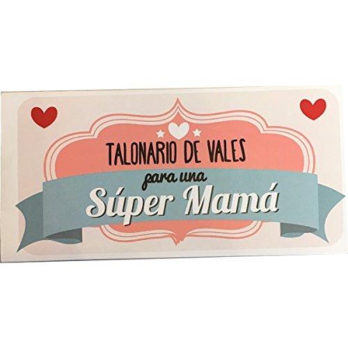 CGN Talonario vales mamá