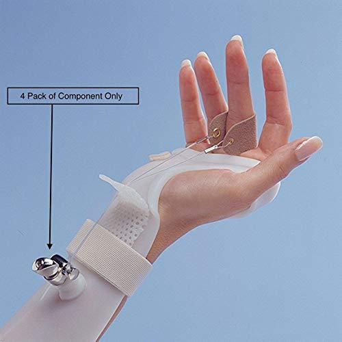 Sammons Preston Merit Static Progressive Component, Strong, Supportive & Adjustable Splint for Finger Disabilities, Tension Brace Specially Designed for Finger Extension or Flexion