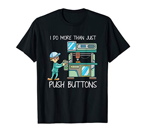 Milling Machine T-Shirt CNC Machine Shirt