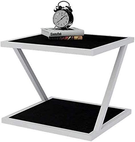 File cabinets Comodino tavolino Tavolini da caffè Angolo Storage Table Friendly Spray Paint Cassetti (Size : 50 * 50 * 50cm)