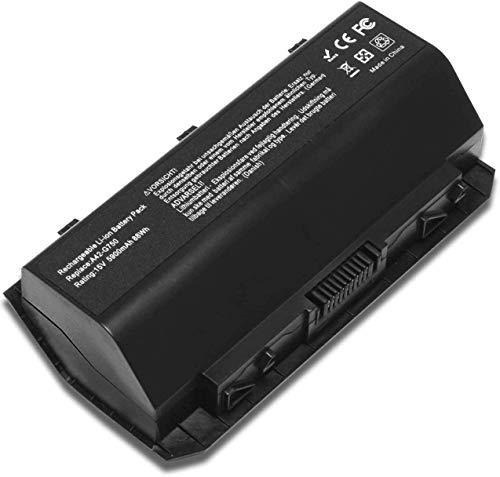 K KYUER A42-G750 Laptop Akku für ASUS ROG G750J G750JH-DB71 T4106H G750JHA G750JM-DS71 G750JS-RS71 DS71 TS71 T4064H T4069H G750JW-DB71 NH71 T4091H T4016H G750JX-RB71 TB71 G750JZ-XS72 G75LM2H G750JZA