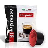 Biespresso cápsulas compatibles Lavazza BLUE, Italiano Producto (cuerpo, 450)