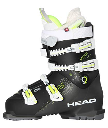 HEAD - Chaussures De Ski Vector RS 110s W Black/Anthracite - Femme - Taille 43 - Noir