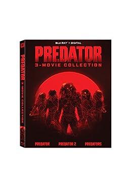 Predator  3-movie Collection [Blu-ray]