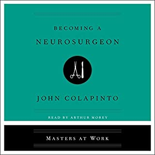 Becoming a Neurosurgeon audiobook cover art