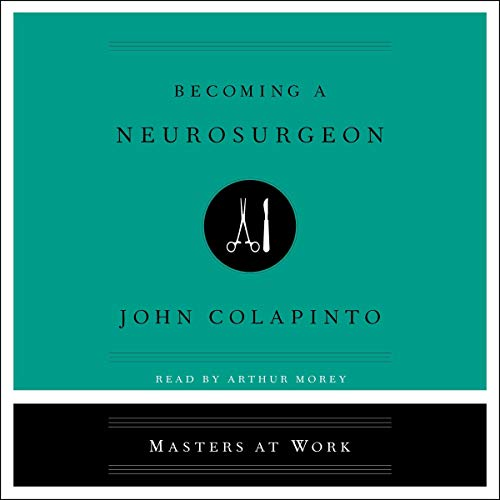 Couverture de Becoming a Neurosurgeon