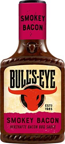 Bull's-Eye - Smokey Bacon BBQ Sauce - 300ml