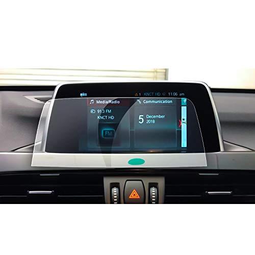 LFOTPP Auto 6,5 Zoll Navigation Glas Schutzfolie für X1 2018-9H Kratzfest Panzerglas Bildschirmschutzfolie