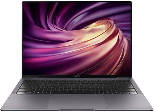 HUAWEI MateBook X Pro 2020 Laptop, 13.9 Inch Full View Touchscreen Ultrabook, 10th Generation Intel i7-10510U, 16 GB RAM, 1 TB SSD, NVIDIA GeForce MX250, HUAWEI Share, Windows 10 Home, Space Grey
