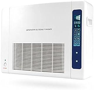 EU Generador Ozono 3500mg//h multifunci/ón port/átil para Aire Ajustable Temporizador Generador de Ozono Un Purificador de Aire Que Mantiene el Ritmo Contigo