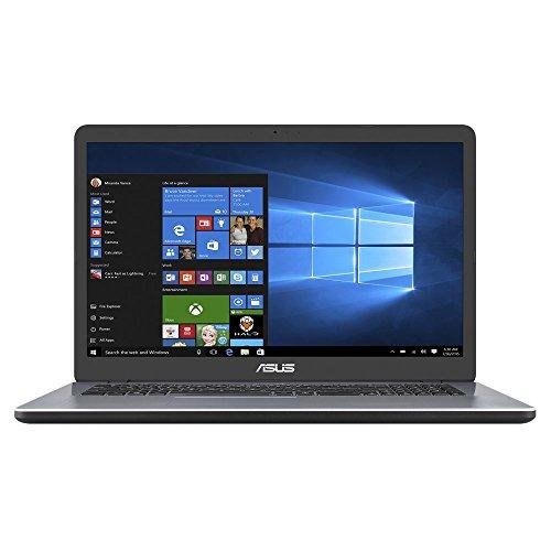 ASUS VivoBook 17 X705UQ-GC097T notebook/portatile Computer portatile 43,9 cm (17.3') 1,80 GHz Intel Core i7 di ottava generazione i7-8550U