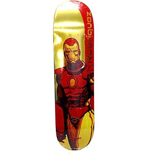 【Primitive】プリミティブ x MARVEL Paul Rodriguez Iron Man DECK マーベル アイアンマン スケートボード...