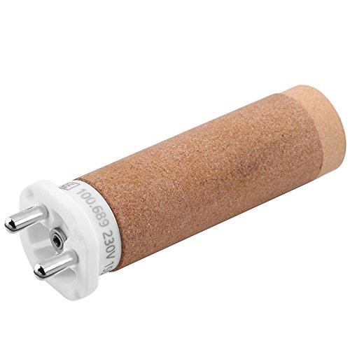 Heizelement, 230V 1550W Heizelement Hochtemperatur Keramik Heizkern für Leister 100.689 Handheld Heißluftplastikschweißpistole, lange Lebensdauer