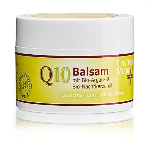 CristinenMoor Q10 Balsam mit Bio-Nachtkerzen- und Bio-Arganöl 200 ml