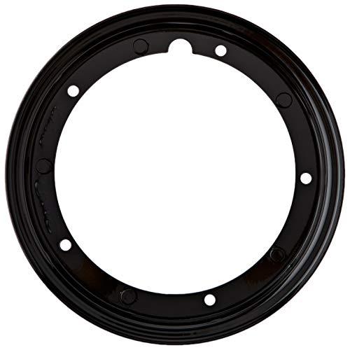 """Felge geteilt schwarz RMS 2.10-10"""" für Vespa 50-125 / PV / ET3 / PK/S/XL / XL2 /125 GT-TS / 150 GL etc"""