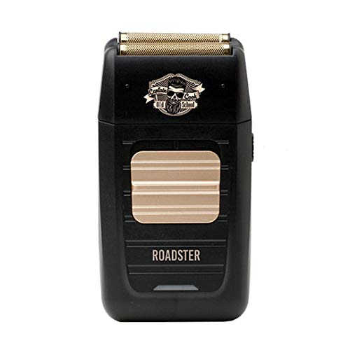CortapelosyPlanchas- Shaver Afeitadora Captain Cook Roadster - Máquina de Afeitar, Pelar y Rapar la Cabeza