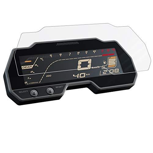 Speedo Angels Displayschutzfolie Tachoschutzfolie für Yamaha MT-125 (2020+) 2 x Anti Glare
