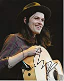 James Bay Music Photo authentique signée à la main avec autographe AFTAL