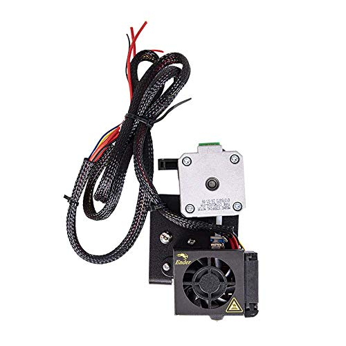 Creality Upgraded Direct Extruder Kit for Ender 3, Ender 3 Pro, Ender 3 V2,Comes with Direct Extruding Mechanism and Complete Hotend Kit, Support BL Touch