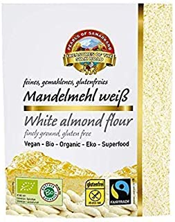 comprar comparacion Harina de Almendras blancas BIO 1,5 kg Fairtrade de Comercio Justo, orgánica, almendras ralladas finas, no desgrasado sin ...