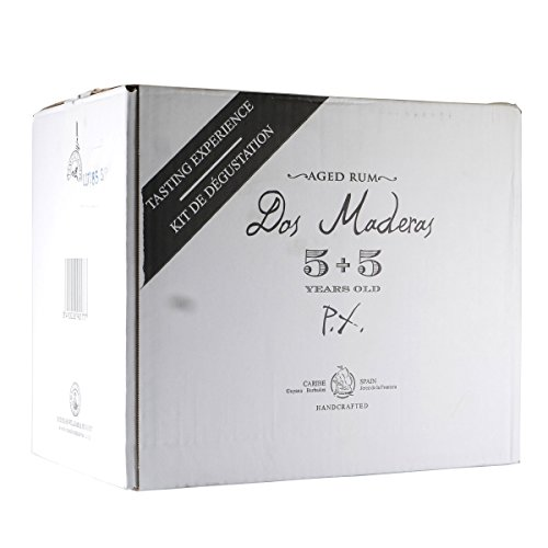 Dos Maderas PX 5+5 Tasting Set (3 x 0,7L+4x2,2cl)