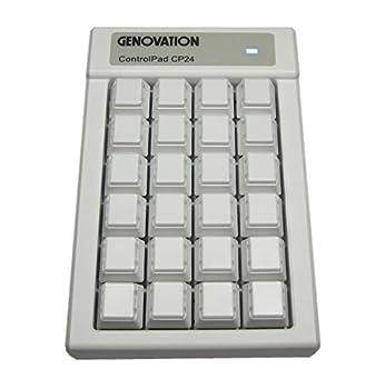 Genovation ControlPad CP24 Mac USB HID