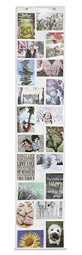 Close Up Fotovorhang Collage - 20 Taschen - 10x15 cm - Hochformat und Querformat