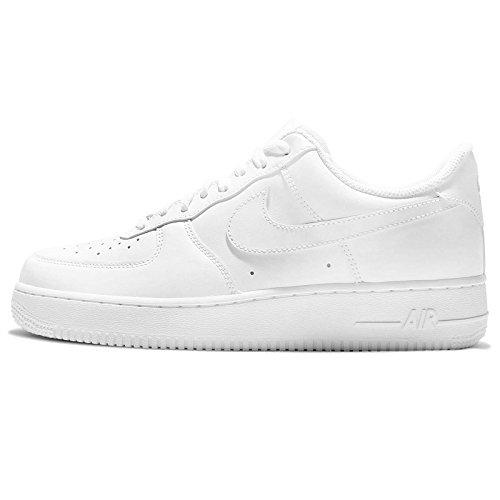 Nike Sportswear Herren Air Force 1'07 White 45