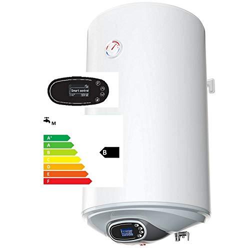 Elektrospeicher Warmwasserspeicher Boiler Smart Control wandhängender Boiler 30 50 80 100 120 L Liter - 2,0 kW 230 Volt