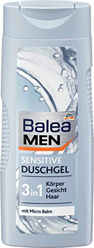 Balea MEN sensitive Duschgel, 1 x 300 ml