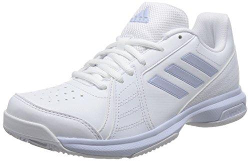 adidas adidas Damen Aspire Tennisschuhe, Weiß Aeroaz/Ftwbla 000, 39 1/3 EU