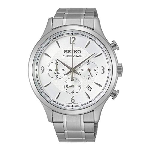Seiko Lässige Uhr SSB337P1