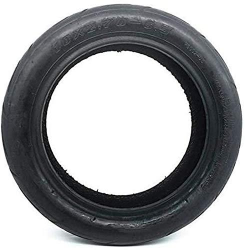 aipipl Neumático sin cámara 10X2.70-6.5 Neumáticos de vacío Se Adapta a Scooter eléctrico Scooter equilibrado 10 neumáticos de vacío