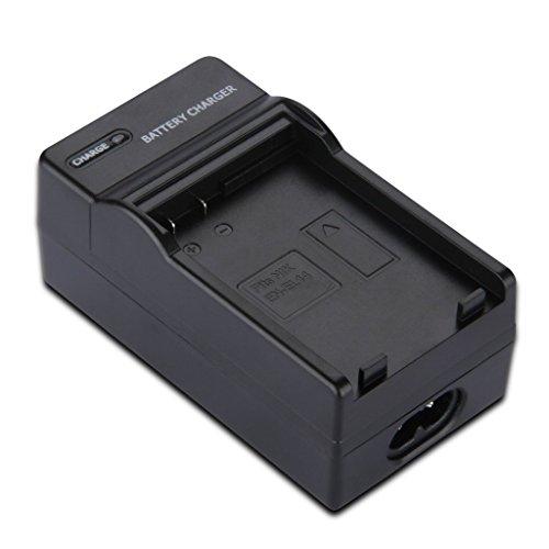 SODIAL(R) Cargador de bateria Cargador para Nikon EN-EL14 MH-24 D3100 D3200 D5100 D5200 D5300 Nikon COOLPIX P7000 P7100 P7700 DSLR Camara con Cargador Automatico