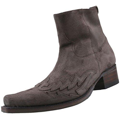 Sendra laarzen 11783 grijs