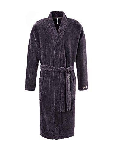 Taubert Bamboo Men Bademantel Kimono Länge 120 cm Herren