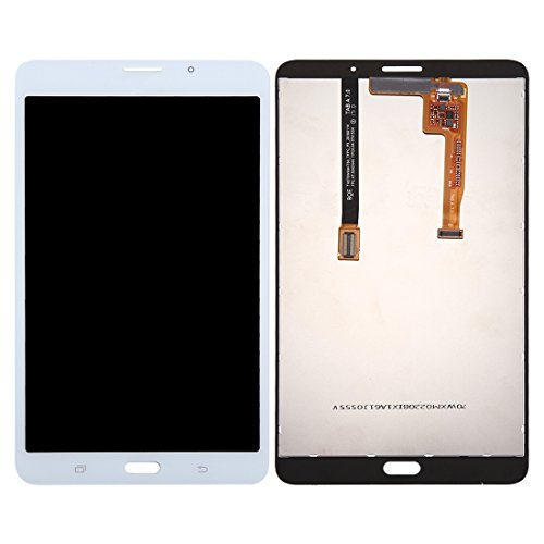 Repuestos prácticos para teléfonos celulares Compatible con Samsung Galaxy Tab A 7.0 (versión 3G) / Pantalla LCD T285 + Asamblea de digitalizador de pantalla táctil Accesorios de comunicación móvil du