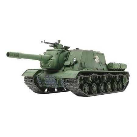 タミヤ 1/35 ミリタリーミニチュアシリーズ No.303 ソビエト陸軍 重自走砲 JSU-152 プラモデル 35303