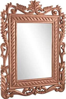 Decorative Mirror Rose Gold(Rectangle Shaped)