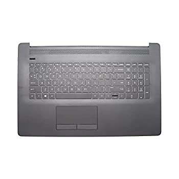 New Palmrest for HP 17BY 17-by 17CA 17-CA 17T-by 17Z-CA 17-BY0053CL 17-BY1053DX 17-BY3613DX 17-BY0062CL Upper Case Top Cover with Backlit US Keyboard & Touchpad L22749-001 L22750-001 L22751-001
