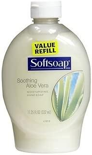 Softsoap Moisturizing Liquid Hand Soap with Aloe Vera Refill - 11.25 oz