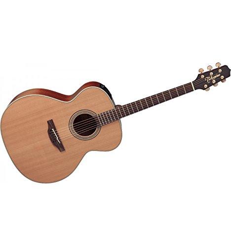 Takamine EN20 - Guitarra jumbo electro acústico (incluye...