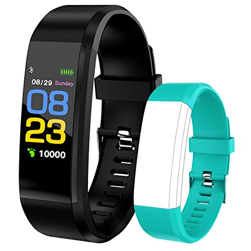 ELEDUCTMON Smartwatch Fitness Track…