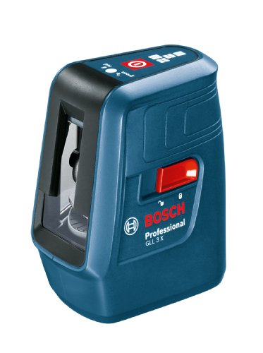 Bosch GLL-3X Line Laser (Blue)