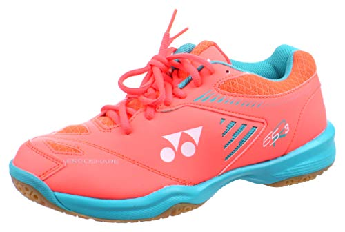 YONEX badmintonschuhe SHB 65R3 Damen Koralle Orange mt 38
